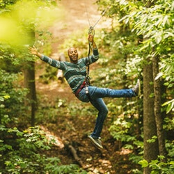 Fathers Day Gift Ideas:Zip Lining Experiences