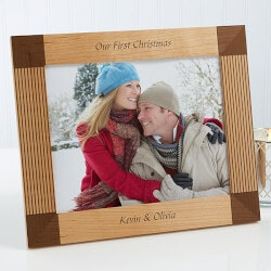 Personalized Christmas Gifts for Family:Create Your Own Personalized Wood Picture..