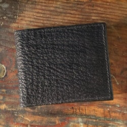 Fishing Gifts:Amish Crafted Shark Skin Wallet