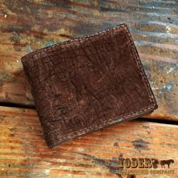 Amish Crafted Leather Wallet