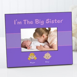 Sister Cartoon Character Personalized..