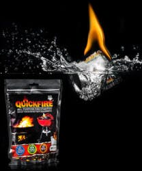 Quickfire All-Purpose Fire Starters (50 Pk)