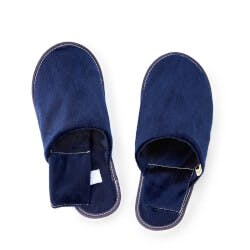Mens Herbal Warming Slippers