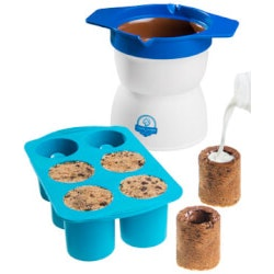 Gifts for Kids:Milk And Cookie Shot Maker