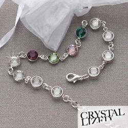 Birthday Gifts for Women:Custom Birthstone Bracelet