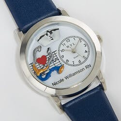 Personalized Nurse Watch Gift