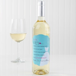 Best Gifts of 2019:Personalized Wedding Wine Bottle Label -..