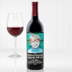 Personalized Gifts:Personalized Wine Bottle Labels - The Reason..