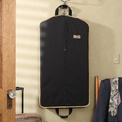 Personalized Christmas Gifts for Husband:Heavy Duty Personalized Garment Bag Luggage