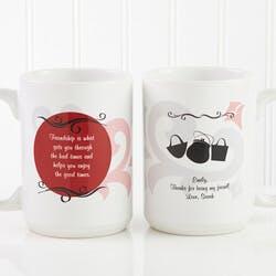Best Friends Coffee Mugs