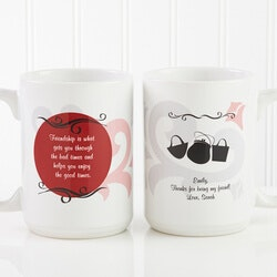 Best Friends Coffee Mugs