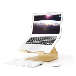 Wood Laptop Riser