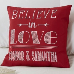 Love Quotes 18 Personalized Throw Pillow