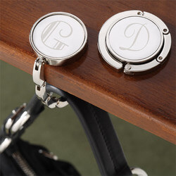 Personalized Purse Hanger