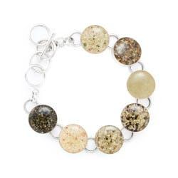 Custom Beach Charm Bracelet