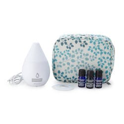 Travel Diffuser Aromatherapy Kit