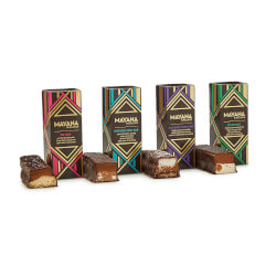 Decadent Chocolate Bar Quartet