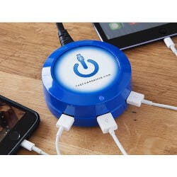 ChargeHub: USB Charging Station