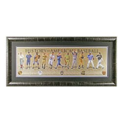 History America: Themed Historical Framed..
