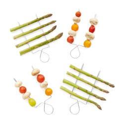 Veggie Skewers - Set Of 8
