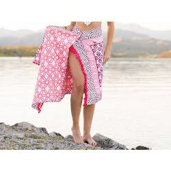 Cotton Sarong & Towel