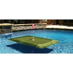 Floating Golf Turf