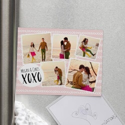 Personalized Gifts (Under $10):Personalized Refrigerator Magnets - Romantic..