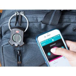 AirBolt: GPS Connected Smart Travel Lock -..