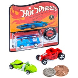 Best Gifts of 2019:Worlds Smallest Hot Wheels