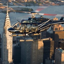 Unique 70th Birthday Gifts:Helicopter Tours