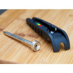 SteakChamp: 3 Color Thermometer