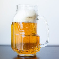 Golf Christmas Gifts for Coworkers:Golf Bag Beer Mug