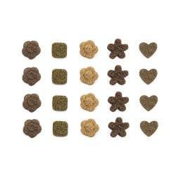 Tea Drops: Pressed Spiced Tea Leaves -..