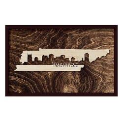 Grainwell: Framed Cityscape State Art -..