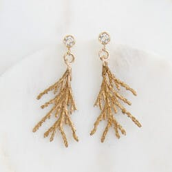 Cedar Sparkle Earrings