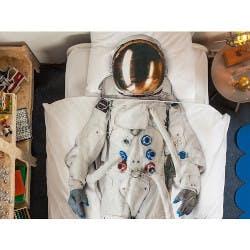 Snurk Living: Whimsical Character Duvet Set..