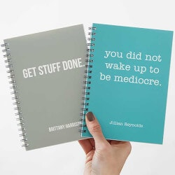 Personalized Gifts:Personalized Mini Notebooks - Expressions