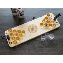 Mini Beer Pong: Mini Beer Pong Deluxe Set