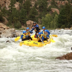 Birthday Gifts for Women:Whitewater Rafting