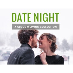 Unique 70th Birthday Gifts:Date Night Experience Voucher