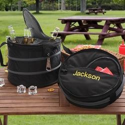 Personalized Gifts for Husband:Personalized Collapsible Cooler