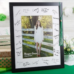 The Graduate 11x14 Personalized Signature..