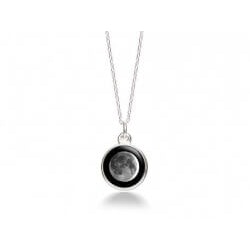 Gifts for Wife:Moon Phase Necklace