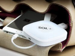SOI: Smart Handbag Light + Charger