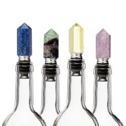 Intention Stone Wine Stoppers