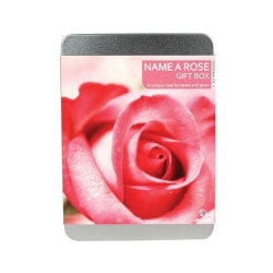 Birthday Gifts for Women:Name A Rose