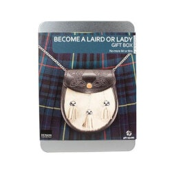 Gifts for Dad:Become A Laird Or Lady