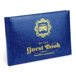 My Car Guest Book