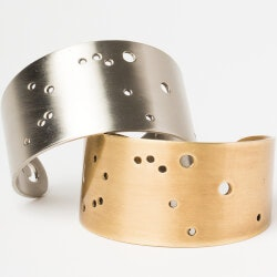 Gifts for Teenage Girls:Zodiac Cuff