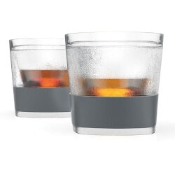 Gifts for Dad:Whiskey FREEZE Cups (Set Of 2)